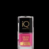 Bild: iQ COSMETICS Colour Flash Nail Polish pink blossom