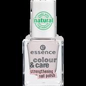 Bild: Essence Colour & Care Strengthening Nagellack take a break