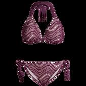 Bild: p2 beach Crochet Girl Pad Triangel Bikini