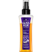 Bild: Schwarzkopf GLISS KUR Fiber Therapy Repair-in-Oil Spray