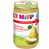 Bild: HiPP Williams-Christ-Birnen