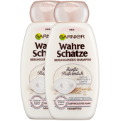 Bild: GARNIER Wahre Schätze Shampoo Hafermilch