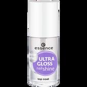 Bild: Essence Ultra Gloss Nail Shine Top Coat