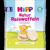 Bild: HiPP Kinder Reiswaffeln