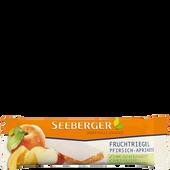 Bild: SEEBERGER Fruchtriegel Pfirsich-Aprikose