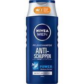 Bild: NIVEA MEN Power Shampoo Anti-Schuppen