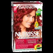 Bild: GARNIER Nutrisse FarbSensation intensiv rot