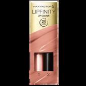Bild: MAX FACTOR Lipfinity Lip Colour always delicate