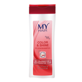 Bild: MY hair Pflegeshampoo Color & Shine