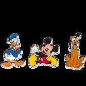 Bild: Disney's Disney Wandfiguren-Set