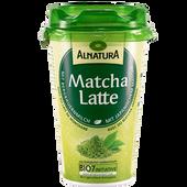Bild: ALNATURA Matcha Latte