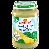 Bild: ALNATURA Brokkoli mit Kartoffeln