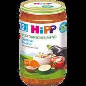 Bild: HiPP Vegetarisches Menü Gemüse-Risotto