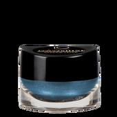 Bild: iQ COSMETICS Velvet Shine Shadow Cream petrol