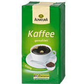 Bild: ALNATURA Kaffee gemahlen