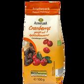 Bild: ALNATURA Cranberrys gesüßt mit Apfelsaftkonzentrat