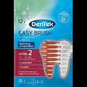 Bild: DenTek Easy Brush Interdental-Bürsten fein