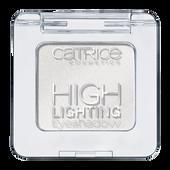 Bild: Catrice Highlighting Eyeshadow turn the high lights on!
