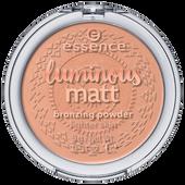 Bild: Essence Luminous Matt Bronzing Powder