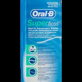 Bild: Oral-B Superfloss Zahnseide Fäden