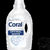 Bild: Coral Color Expertise Flüssigwaschmittel Optimal White