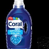 Bild: Coral Color Expertise Flüssigwaschmittel Optimal Color