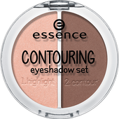 Bild: Essence Contouring Eyeshadow Set 02 brownies with frotsting