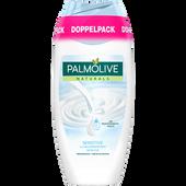 Bild: Palmolive Naturals Cremedusche Sensitive Doppelpack