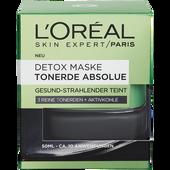 Bild: L'ORÉAL PARIS Detox Maske Tonerde Absolue