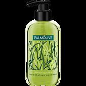 Bild: Palmolive Flüssigseife Decor Lemongrass
