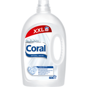 Bild: Coral Color Expertise Flüssigwaschmittel Optimal White