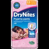 Bild: DryNites Pyjama Pants Girl 3-5 Jahre