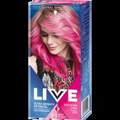 Bild: Schwarzkopf LIVE COLOR XXL Haarfarbe shocking pink