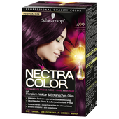 Bild: Schwarzkopf Nectra Color intensives violett-rot
