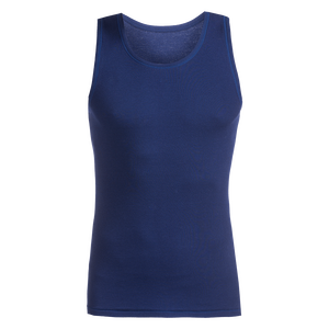 Bild: p2 Cotton Men Rib Tanktop darkblue