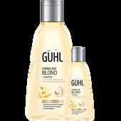 Bild: GUHL Farbglanz Blond Shampoo + Reisegröße