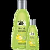 Bild: GUHL Frische & Leichtigkeit Shampoo Anti-Fett  + Reisegröße