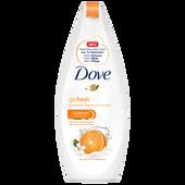 Bild: Dove Duschgel Go Fresh Mandarine