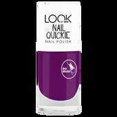 Bild: LOOK BY BIPA Nail Quickie Nail Polish purple