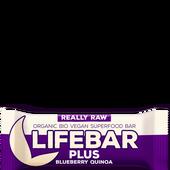 Bild: Lifebar Blueberry Quinoa