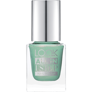 Bild: LOOK BY BIPA All in 1 Step Nagellack mint to be together