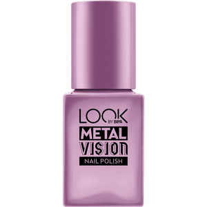 Bild: LOOK BY BIPA Metal Vision Nagellack flame point