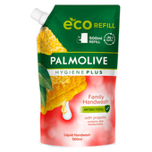 Bild: Palmolive Flüssigseife Doypack Hygiene Plus Family