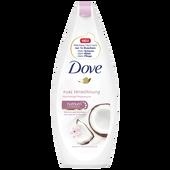 Bild: Dove Pure Verwöhnung Dusche Kokosmilch & Jasminblüte