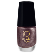 Bild: iQ COSMETICS Nagellack Glam to Go lilac powder