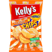 Bild: Kelly's Chips Classic salted
