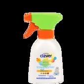 Bild: clever Kindersonnenspray Sensitiv LSF 50