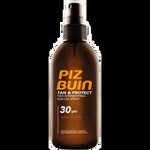 Bild: PIZ BUIN Tan & Protect Oil Spray LSF 30
