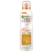 Bild: GARNIER AMBRE SOLAIRE Dry Protect Sonnenschutz-Spray LSF30