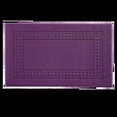 Bild: VOSSEN Country Badezimmerteppich 60x100cm royal plum